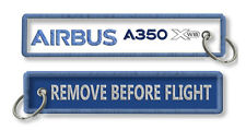 A350 XWB-Remove Before Flight keychains x2