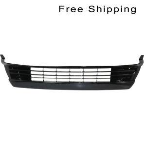 Front Textured Black Center Bumper Grille W// M Pkg Fits 13-15 BMW X1 BM1036138