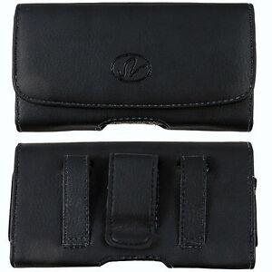 Premium-Leather-Belt-Clip-Case-Holster-Cover-FOR-T-Mobile-Samsung-Phones