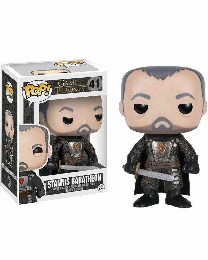 Funko Pop Juego of Thrones 41 GOT Edition Six 5133 Stannis Baratheon