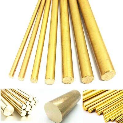 4mm x 150mm Hardware Solid Brass Round Bar Rod Circular Wire  Hobbies