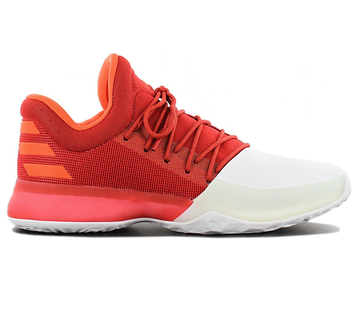 Adidas harden Vol. 1 caballeros Boost zapatos de baloncesto bw0547 cortos zapatillas de deporte nuevo