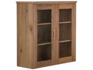 Image Is Loading 2 Oak Schreiber Harbury Hutch Dresser Top Display