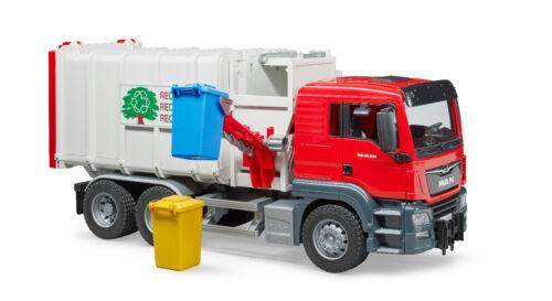 Bruder 03761  Müllauto Seitenlader MAN TGs Müllwagen Müll-LKW Neuheit 2018