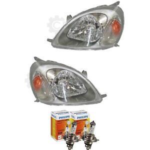Halogen-juego-faros-para-toyota-yaris-04-99-02-03-h4-con-motor-incl-lamparas