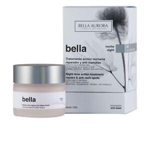 Bella Aurora Bella Noche Restorative and Anti Stain Treatment, 50 ml Women