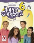 Happy Campers Level 6 Student's Book/Language Lodge by Elizabeth Williams, Angela Llanas (Paperback, 2015)