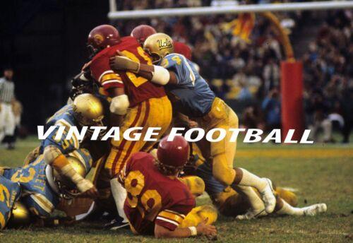 1973 USC TROJANS VS UCLA BRUINS 8 X 10 FOOTBALL PHOTO