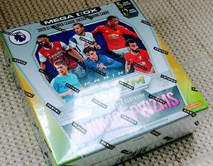 2020-21 Panini Prizm English Premier League Soccer Mega Box Factory Sealed EPL
