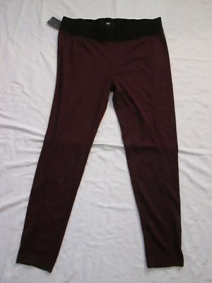 NEW OSO Casuals® Stretch Woven Elastic Waist Full-Length Pull-on Pants
