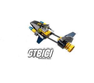 LEGO-SUPER-HEROES-DC-COMICS-BATMAN-SCUBA-VEHICLE-Ref-76010-NO-MINIFIGURAS