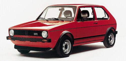 pick-up Mk1 retro Vanagon Jetta Mk2 volkswagen VW Rabbit GTi Side Stripes
