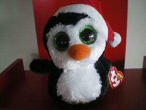 a526f773141 Ty Beanie Boos Igloo the penguin - Exclusive 6 inch NWMT.Retired ...