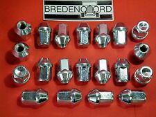 20 Radmuttern für Alufelgen   Volvo 740  760  940  960  C30  S40  V50  S90 V90