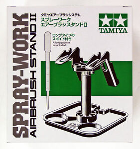 Tamiya-74539-Spray-Work-Airbrush-Stand-II