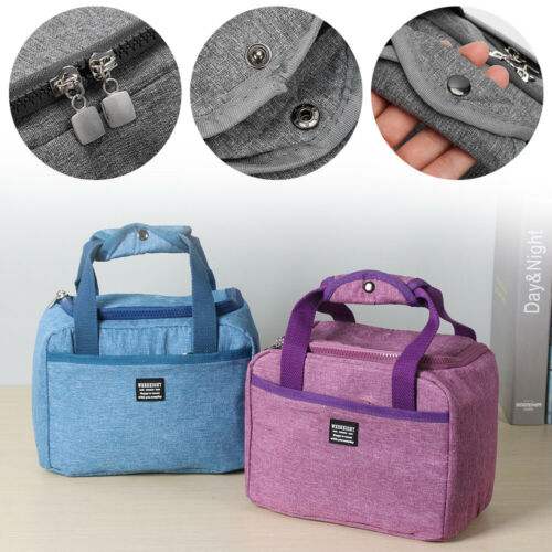 Waterproof Kitchen Supplies Lunch Box Picnic Pouch Food Storage Lunch Bag