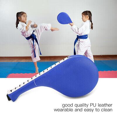Taekwondo Double Kick Training Pad Target Karate MMA Kickboxing Kick Target piq