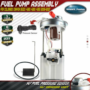 Electric Fuel Pump Assembly /& Sending Units For Chevrolet Colorado GMC Canyon