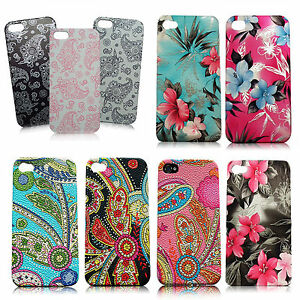 DECORATIVE-FLOWER-FLORA-FLOWERS-HARD-SHELL-CASE-COVER-FOR-VARIOUS-MOBILE-PHONE