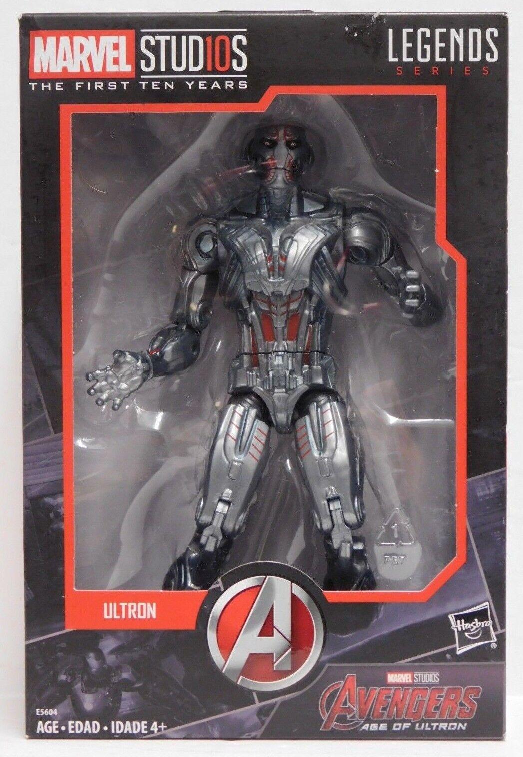 ULTRON - Hasbro Marvel Studios Legends Series Action Figure - NEW