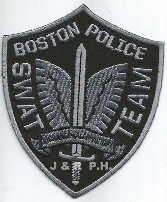 "fire Washington Mt shoulder police patch 3.75/"" x 4.5/"" size Massachusetts"