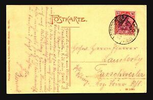 Germany-1922-Postcard-1-25M-Germania-Issue-Z14854