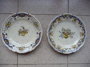 Assiettes décoratives anciennes annonces d\'achats et de ventes