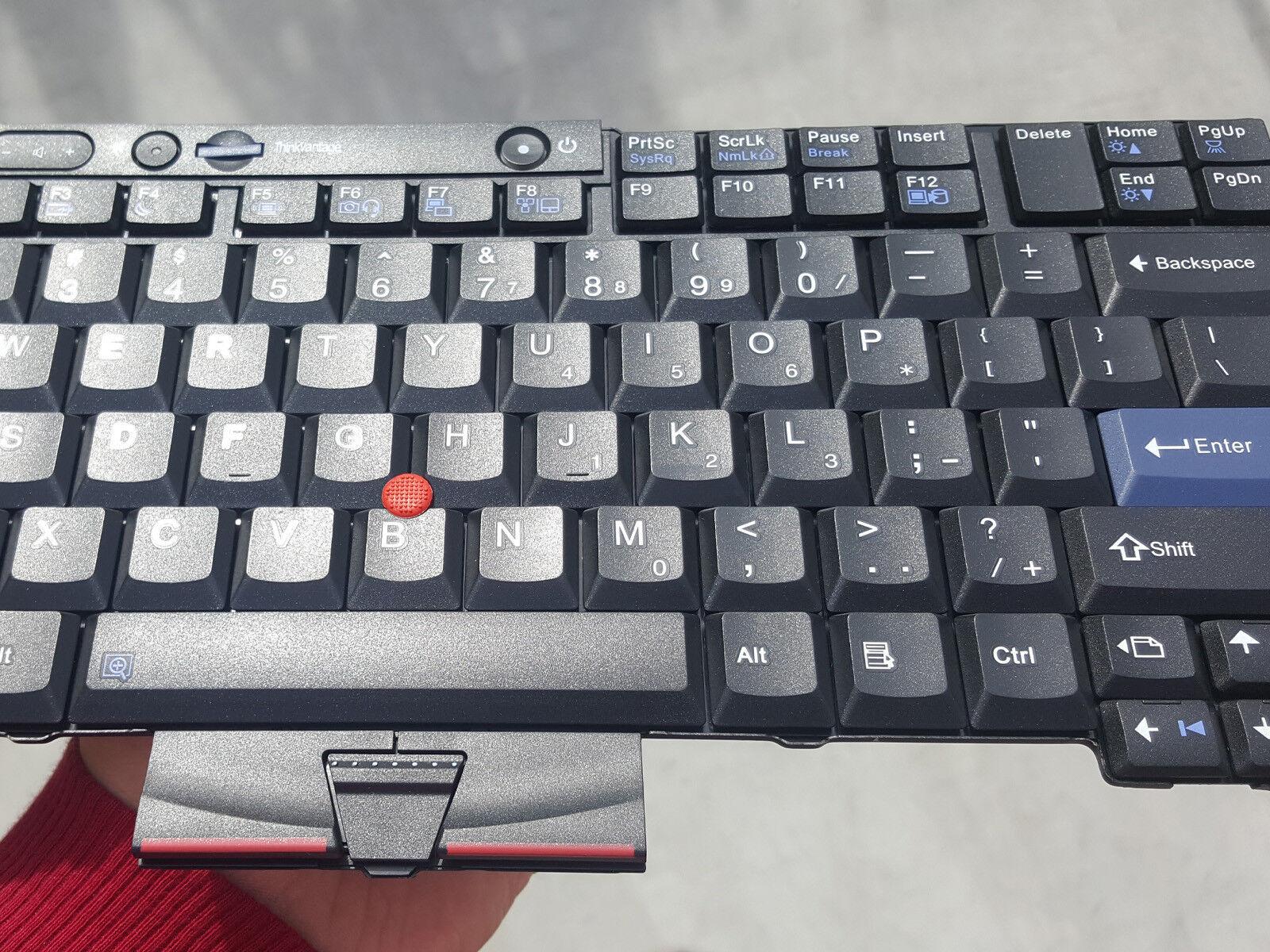 gernetic New IBM Thinkpad T420 T520 T520i W520 W520i Black US keyboard 45N2211