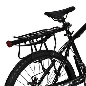 Bike-Bicycle-Luggage-Seat-Quick-Release-Post-Pannier-Carrier-Rear-Rack-Fender