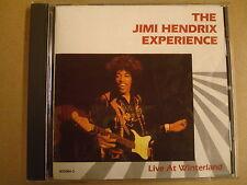 CD / THE JIMI HENDRIX EXPERIENCE - LIVE AT WINTERLAND