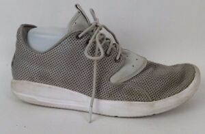 6ac6d618390 Nike Jordan Eclipse Dust Grey Mist White US Mens 8.5 M 724010-003 ...