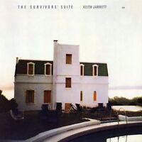 Keith Jarrett The Survivors' Suite 180g +mp3s Ecm Records Sealed Vinyl Lp