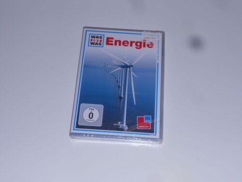 1 von 1 - Was ist was : Energie ( 2 DVD's ) OVP