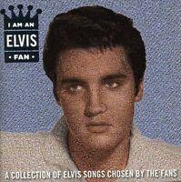 Elvis Presley - I Am An Elvis Fan [new Cd]