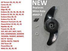 Trolling Motor Prop for Minn Kota MKP-2 Edge Endura Pro Classic All Terrain PD