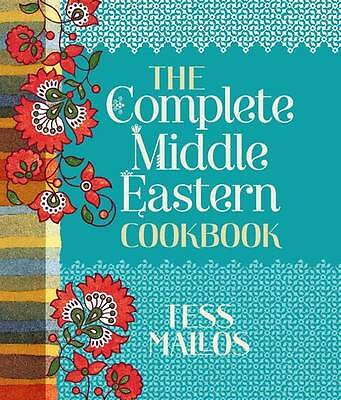 1 of 1 - The Complete Middle Eastern Cookbook by Tess Mallos (Hardback, 2012)