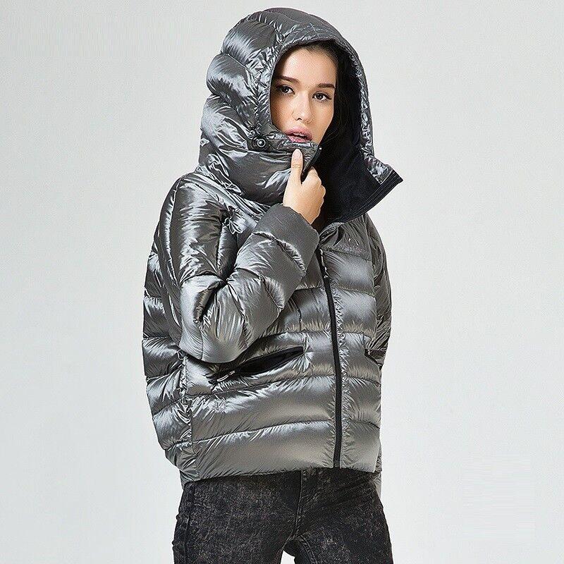 Plumes d'oie ultra-léger ultra-léger ultra-léger femmes veste Outdoor hiver thermique randonnée Camping 5a5837