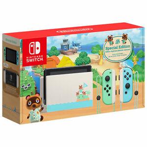 Nintendo Switch Animal Crossing: New Horizon Special Edition - 32GB