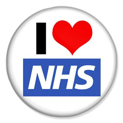 Chrome Racing Bar Prises 100/% NHS Don à une Oeuvre Caritative National Heath Service NHS