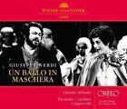 Verdi Un Ballo in MASCHERA 4011790907222 by Luciano Pavarotti CD