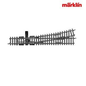 Maerklin-22715-Weiche-links-R902-4-mm-NEU-in-OVP