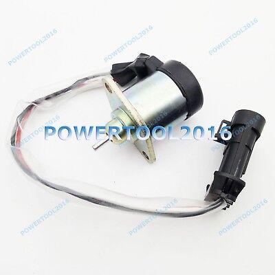 Bobcat Skid Steer T250 T300 T750 A770 S750 S850 Shut Down Solenoid Stop Switch