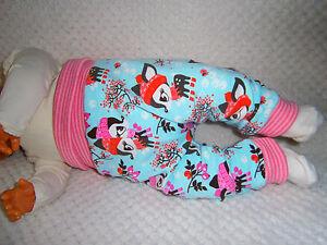 Handmade♥angerauhtWinter-Hafenkitz♥Pumphose♥Kuschelhose♥Hose♥Gr.50-104♥Dawanda!♥