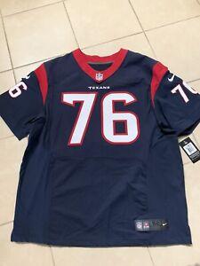 "Details about Nike Texans ""ELITE"" Duane Brown #76"