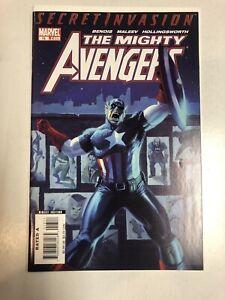 Mighty-Avengers-2008-13-NM-1st-App-Secret-Warriors-Movie-Disney
