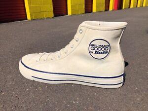 Vintage Bata Bel-Mar Basketball Shoes