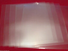 20 - Open Mouth 150mm x 145mm JAPAN Plastic Outer Sleeves For MINI LP CDs
