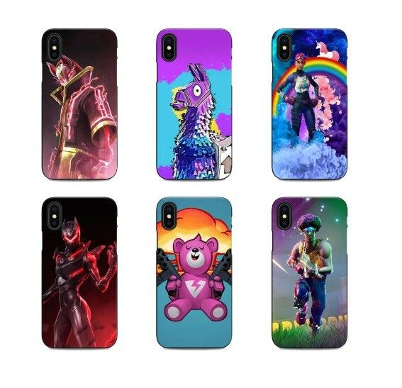 new style e73ee 4515c Battle Royale Silicone Case iPhone X XS XR Max 8 7 6 Plus 5 Samsung Huawei