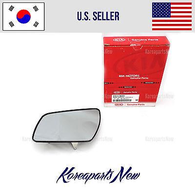 2010-2013 KIA SOUL Driver Side Replacement Mirror Glass