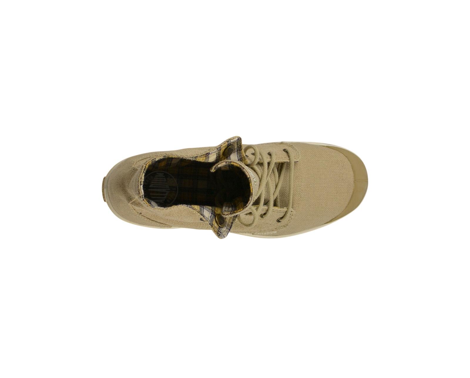 Palladium Slim Snaps safari/off white Schuhe/Sneaker beige